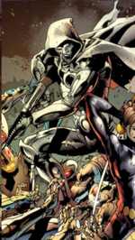 Marc Spector (Earth-61112) Age of Ultron Vol 1 2 001