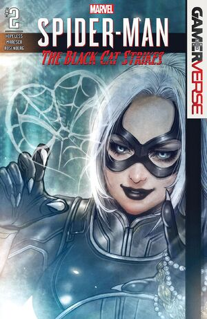 Marvel's Spider-Man The Black Cat Strikes Vol 1 2