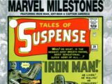 Marvel Milestones Vol 1 1