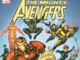 Mighty Avengers: Most Wanted Files Vol 1 1