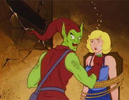 Mona Osborn (Earth-8107) and Norman Osborn (Earth-8107) from Spider-Man and His Amazing Friends Season 1 1 001