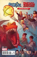 Moon Girl and Devil Dinosaur Vol 1 7 Story Thus Far Variant