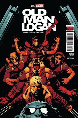 Old Man Logan Vol 2 14