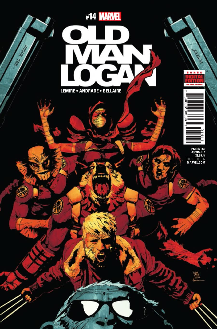 old man logan vol 2 14 marvel database fandom powered by wikia