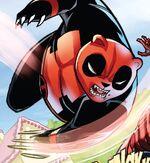 Pandapool (Earth-51315) from Deadpool Kills Deadpool Vol 1 2 001