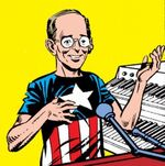 Paul Shaffer (Earth-616) from Avengers Vol 1 239 0001