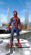 Peter Parker (Earth-TRN465) from Spider-Man Unlimited (video game)