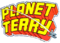 Planet Terry (1985) MA logo