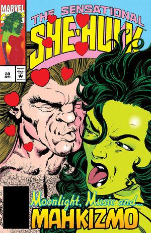 Sensational She-Hulk Vol 1 38