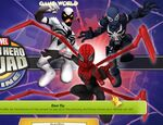 Spider Friends (Earth-91119) from Marvel Super Hero Squad Online 002