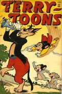 Terry-Toons Comics Vol 1 45