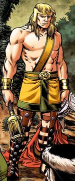 Thor (Earth-616) Hercules