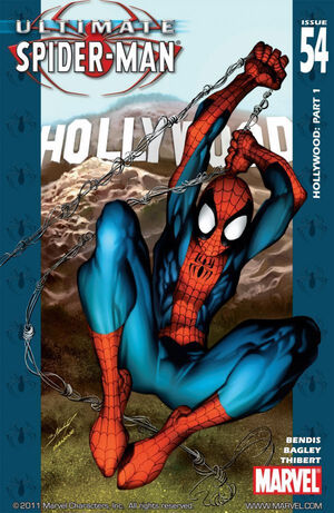 Ultimate Spider-Man Vol 1 54