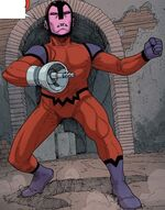 Ulysses Klaw (Earth-16220) from Spidey Vol 1 7 001