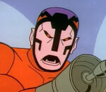 Ulysses Klaw (Earth-700089) from Fantastic Four (1967 animated series) Season 1 1 0003