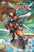 Unstoppable Wasp Vol 1 1 Torque Variant