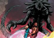 Void (Dark Sentry) (Earth-616), Susan Storm (Earth-616), and Anthony Stark (Earth-616) from New Avengers Vol 1 10 001