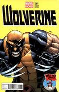 Wolverine Vol 5 1 Ramos Variant