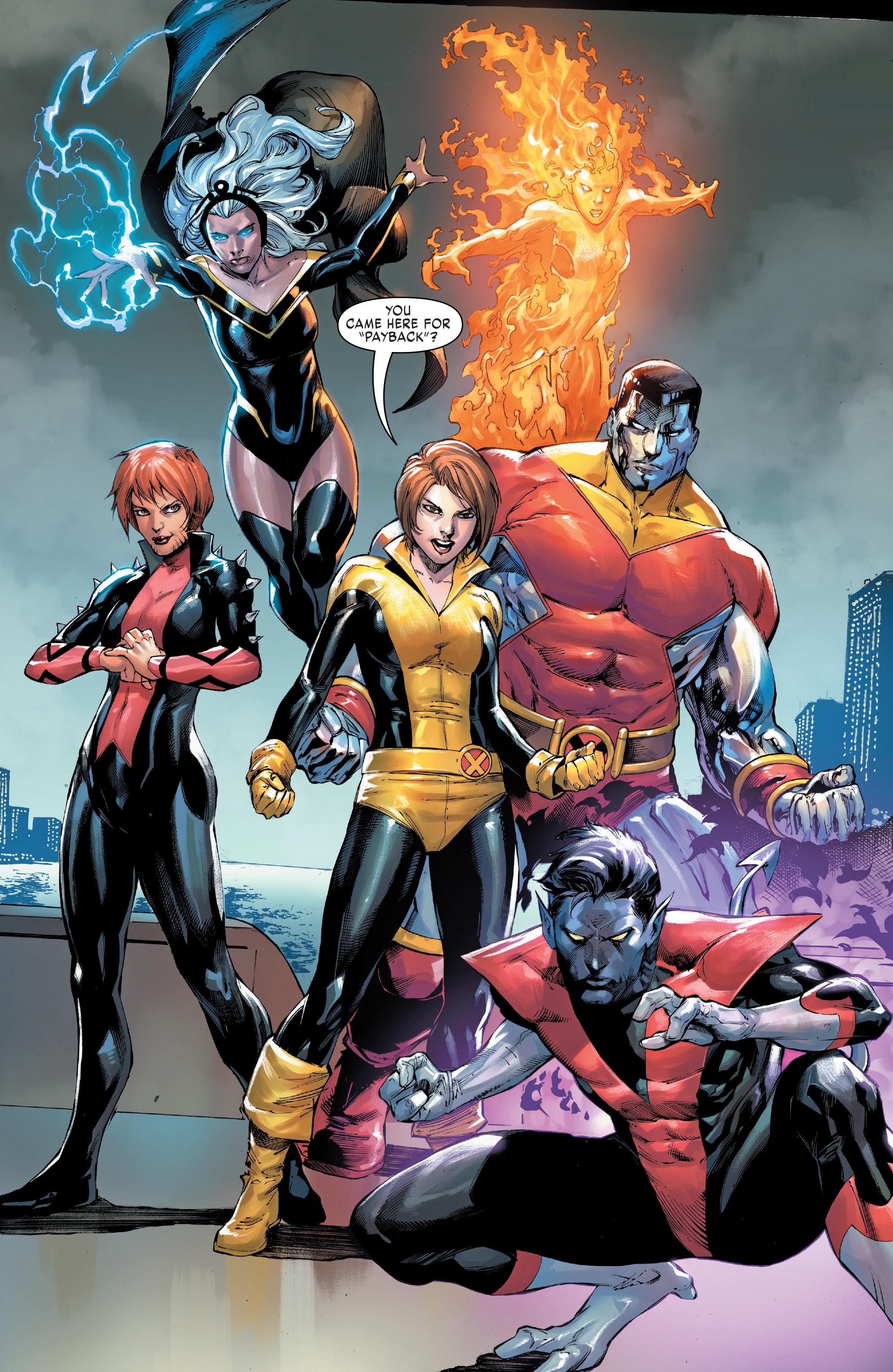 X-Men Free Online