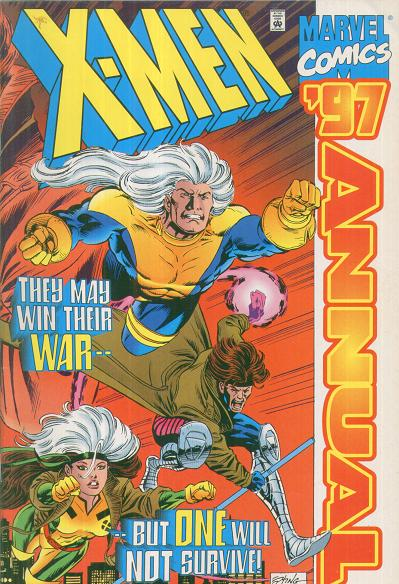 X-Men Annual Vol 2 1997