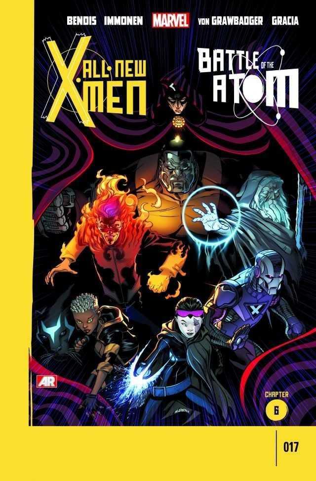 All New X Men Vol 1 17