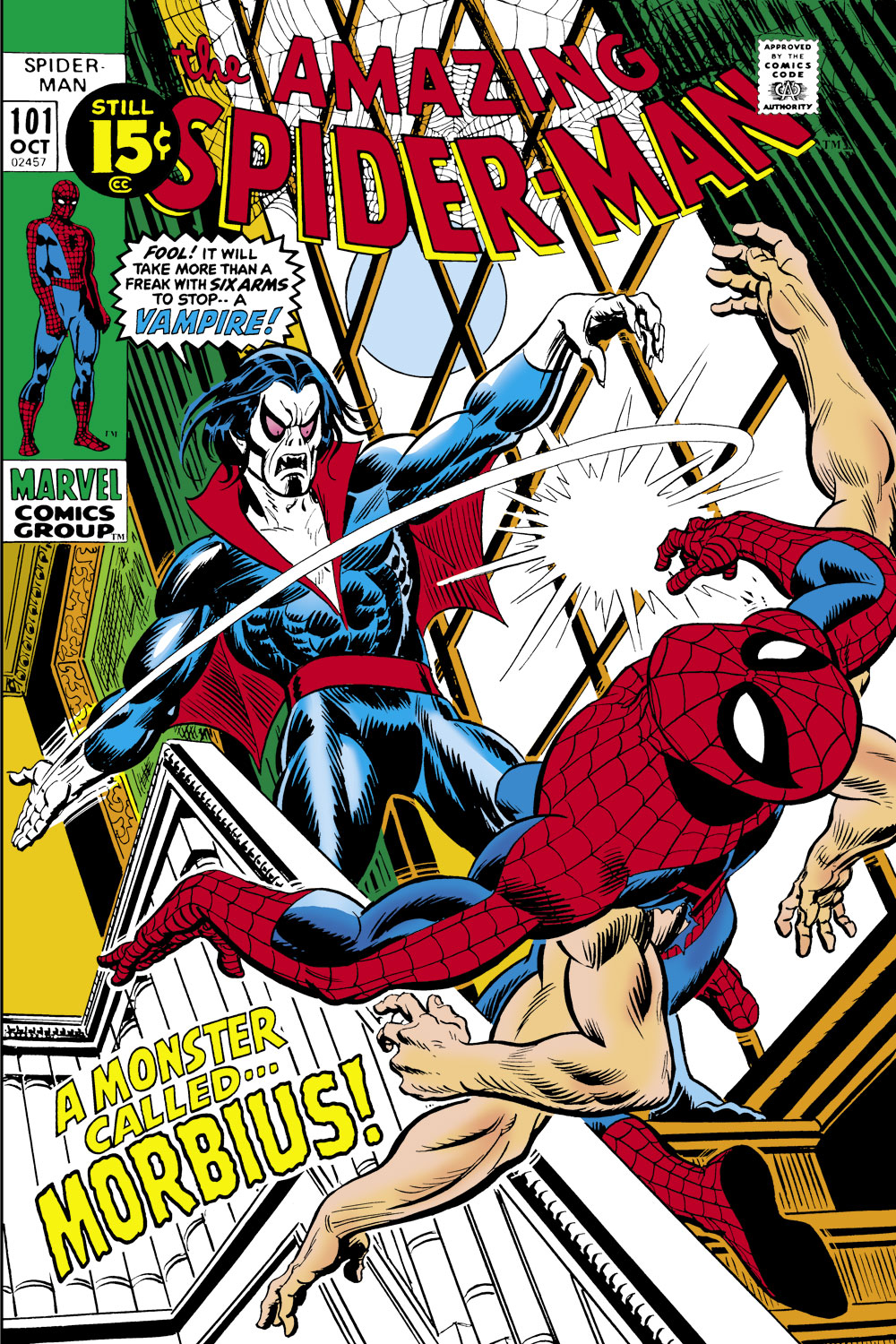 Image result for amazing spiderman 101