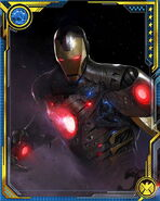 Anthony Stark (Earth-616) from Marvel War of Heroes 018