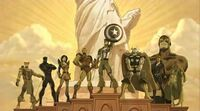 Avengers (Earth-555326) from Next Avengers Heroes of Tomorrow 002