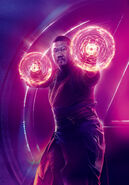 Avengers Infinity War poster 031 Textless