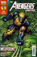 Avengers United Vol 1 80