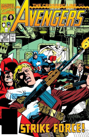 Avengers Vol 1 321