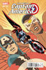 Captain America Sam Wilson Vol 1 1 Cassaday Variant