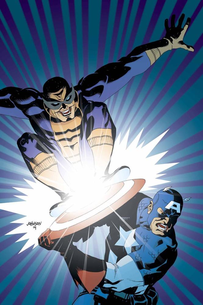 Captain America Vol 4 30 Textless
