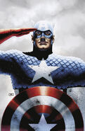 Captain America Vol 9 4 MK20 Virgin Variant