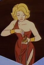 Colleen (Earth-8107) from Spider-Man (1981 animated series) Season 1 22 0001
