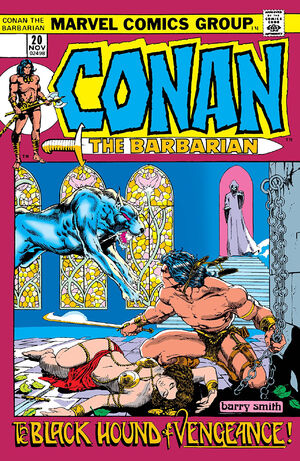 Conan the Barbarian Vol 1 20