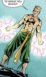 Daniel Rand (Earth-13116) from Master of Kung Fu Vol 2 3 0001