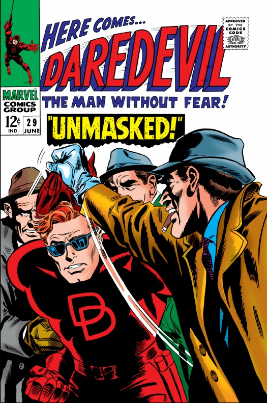 Daredevil Vol 1 29