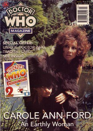 Doctor Who Magazine Vol 1 221