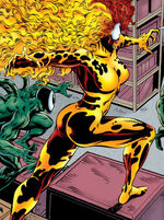 Donna Diego (Earth-616) from Venom Separation Anxiety Vol 1 3 0001