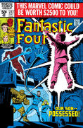Fantastic Four Vol 1 222