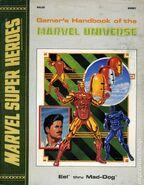Gamer's Handbook of the Marvel Universe Vol 1 2