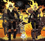 Ghost Riders (Earth-95633) from Ghost Rider Vol 6 33 0001