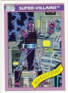 Herbert Wyndham (Earth-616) from Marvel Universe Cards Series I 0001