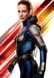 Hope Van Dyne (Earth-199999) from Ant-Man and the Wasp (film) 001