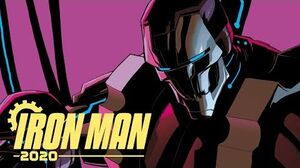 IRON MAN 2020 Trailer Marvel Comics