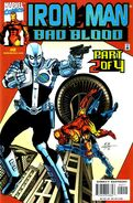 Iron Man Bad Blood Vol 1 2