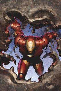 Iron Man Vol 4 6 Textless