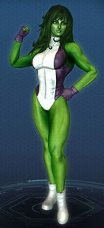Jennifer Walters (Earth-TRN258) from Marvel Heroes (video game) 0001