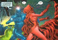 Justine Hammer (Earth-616) from Thunderbolts Vol 1 69 0001